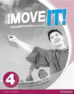 Move It! 4 - Teacher'S Book With Multi-Rom