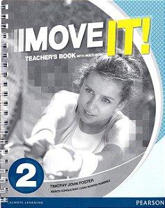 Move It! 2 - Teacher'S Book With Multi-Rom