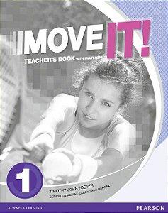 Move It! 1 - Teacher'S Book With Multi-Rom