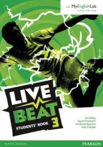 Live Beat 3 - Students' Book With Myenglishlab Pack