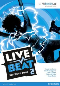 Live Beat 2 - Students' Book With Myenglishlab Pack