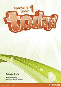 Today! 1 - Teacher'S Book + Etext