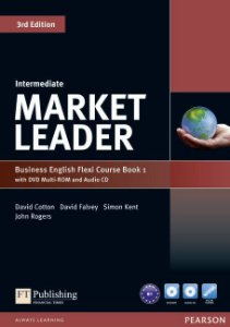 Market Leader - Intermediate - Business English Flexi Course Book 1 With Dvd Multi-Rom And Audio Cd