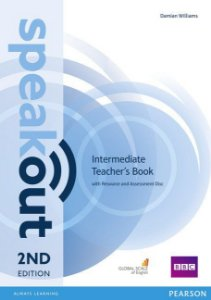 Speakout - Intermediate - Teacher'S Book With Resource And Assessment Disc Pack