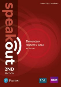 Speakout - Elementary - Students' Book With Dvd-Rom Pack