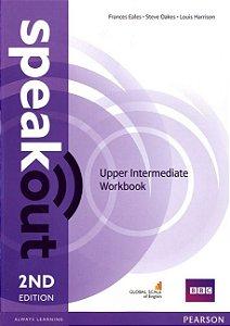 Speakout - Upper Intermediate Workbook Without Key (British English)