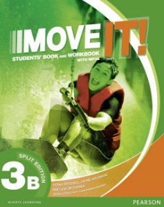 Move It! 3B - Students' Book And Workbook With Mp3S