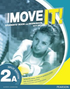 Move It! 2A - Students' Book And Workbook With Mp3S