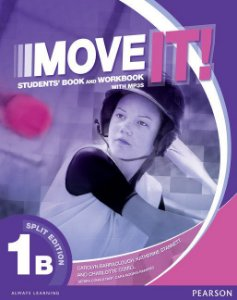 Move It! 1B - Students' Book And Workbook With Mp3S