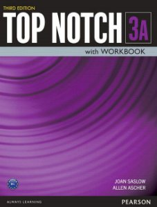 Top Notch 3A - Student Book With Workbook