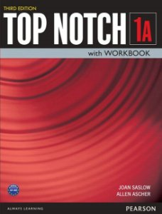 Top Notch 1A - With Workbook