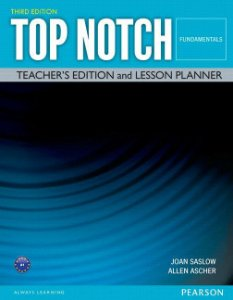 Top Notch - Fundamentals - Teacher'S Edition And Lesson Planner