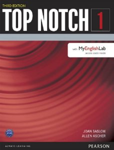 Top Notch 1 - Student Book With Myenglishlab