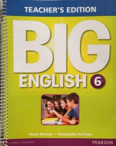Big English 6 - Teacher'S Edition
