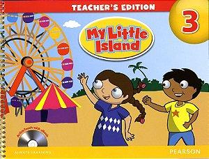My Little Island 3 - Teacher'S Edition