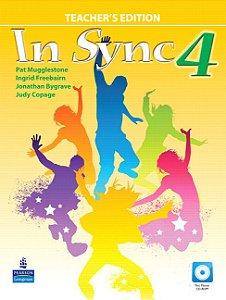 In Sync 4 - Teacher'S Edition