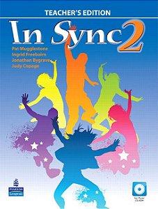 In Sync 2 - Teacher'S Edition A & B