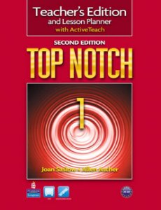 Top Notch 1 - Teacher'S Edition And Lesson Planner With Activeteach