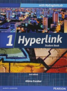 Hyperlink 1 - Student Book + Myenglishlab + Free Access To Etext