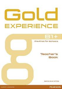 Gold Experience B1+ - Teacher'S Book