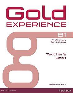 Gold Experience B1 - Teacher'S Book