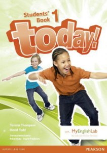 Today! 1 - Students' Book With Myenglishlab Pack