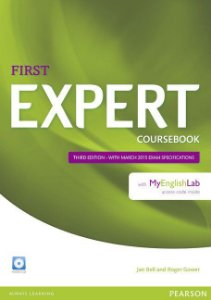 Expert - First - Coursebook With March 2015 Exam Specifications With Myenglishlab