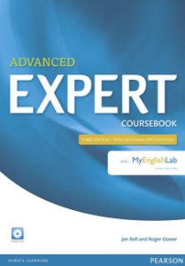 Expert - Advanced - Coursebook With March 2015 Exam Specifications With Myenglishlab