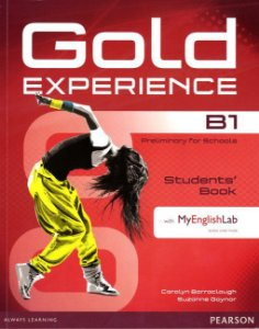Gold Experience B1 - Students' Book With Dvd-Rom With Myenglishlab Pack