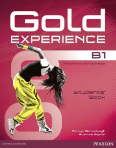 Gold Experience B1 - Students' Book And Dvd-Rom Pack