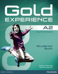 Gold Experience A2 - Students' Book With Dvd-Rom Pack