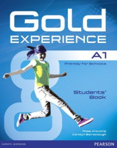 Gold Experience A1 - Students' Book With Dvd-Rom Pack