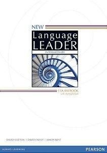 New Language Leader - Intermediate - Coursebook With Myenglishlab Pack