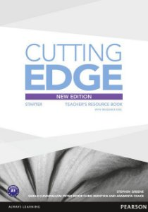 Cutting Edge - Starter - Teacher'S Resource Book With Resource Disc Pack