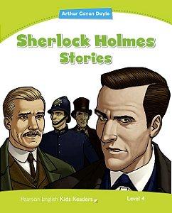 Sherlock Holmes Stories - Level 4