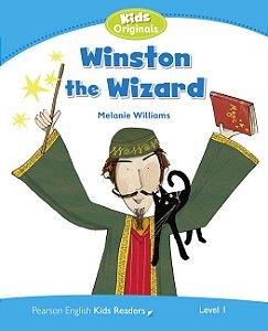 Winston The Wizard - Level 1