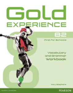 Gold Experience B2 - Vocabulary And Grammar Workbook