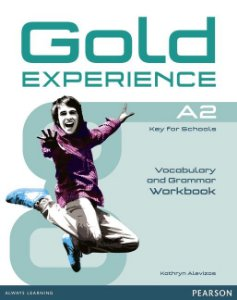 Gold Experience A2 - Vocabulary And Grammar Workbook