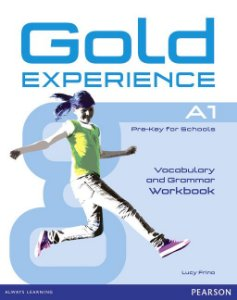 Gold Experience A1 - Vocabulary And Grammar Workbook