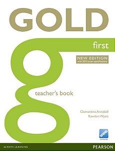 Gold - First - Teacher'S Book