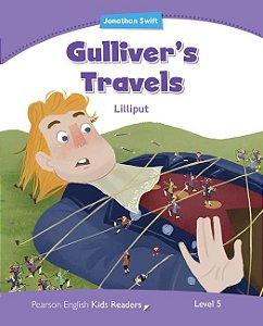 Gulliver'S Travels - Level 5