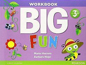Big Fun 3 - Workbook