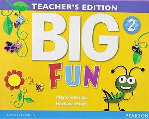 Big Fun 2 - Teacher'S Edition