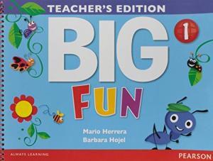 Big Fun 1 - Teacher'S Edition