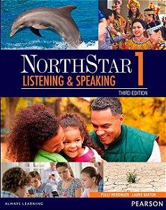 Northstar 1 - Listening & Speaking With Myenglishlab