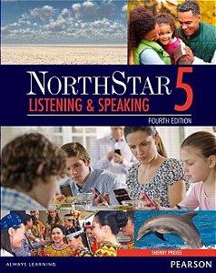 Northstar 5 - Listening & Speaking With Myenglishlab