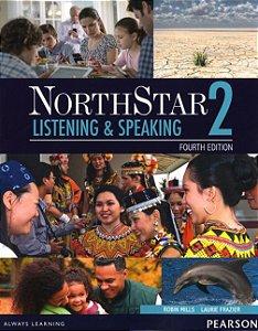 Northstar 2 - Listening & Speaking With Myenglishlab
