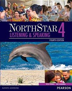 Northstar 4 - Listening & Speaking With Myenglishlab