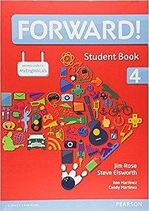 Forward! 4 - Student Book + Workbook + Multi-Rom + Myenglishlab + Free Access To Etext