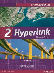 Hyperlink 2 - Student Book + Myenglishlab + Free Access To Etext